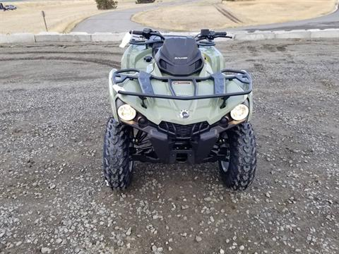 2019 Can-Am Outlander DPS 570 in Cottonwood, Idaho