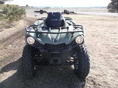 2019 Can-Am Outlander DPS 570 in Cottonwood, Idaho - Photo 4