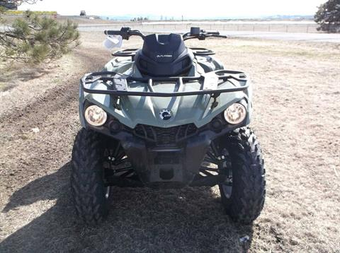 2019 Can-Am Outlander DPS 570 in Cottonwood, Idaho - Photo 5