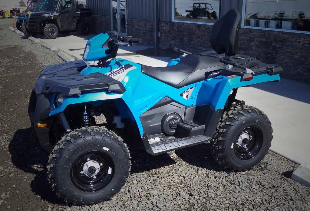 2019 Polaris Sportsman Touring 570 EPS in Cottonwood, Idaho - Photo 2