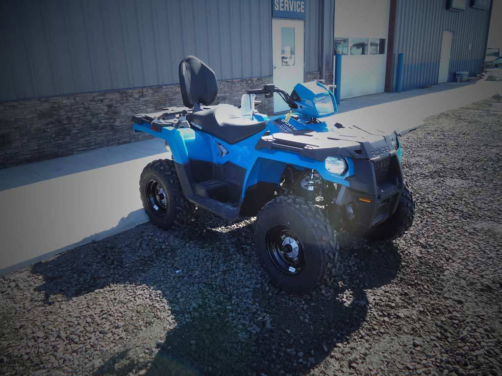 2019 Polaris Sportsman Touring 570 EPS in Cottonwood, Idaho - Photo 3