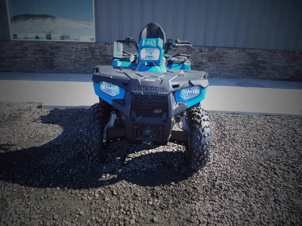 2019 Polaris Sportsman Touring 570 EPS in Cottonwood, Idaho - Photo 4