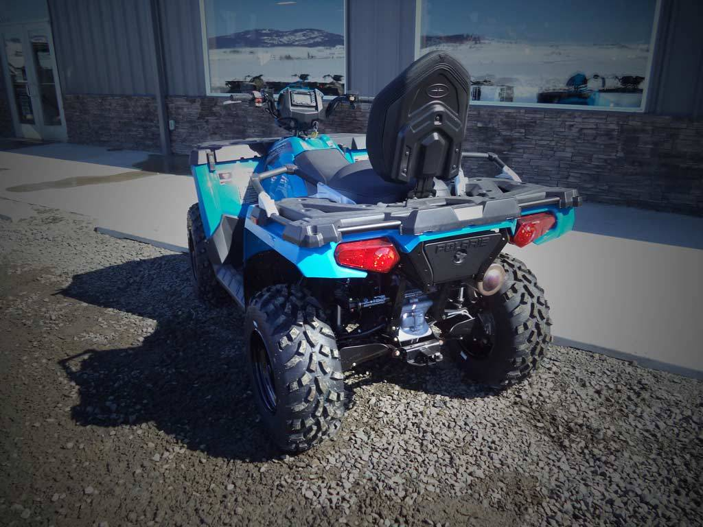2019 Polaris Sportsman Touring 570 EPS in Cottonwood, Idaho - Photo 1