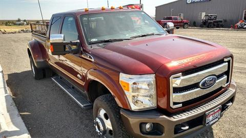 2015 Ford F-350 Crew Cab in Cottonwood, Idaho