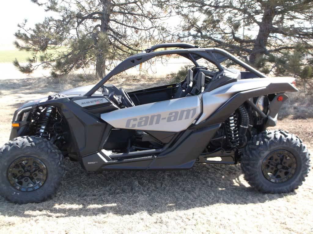 2019 Can-Am Maverick X3 X ds Turbo R in Cottonwood, Idaho - Photo 1