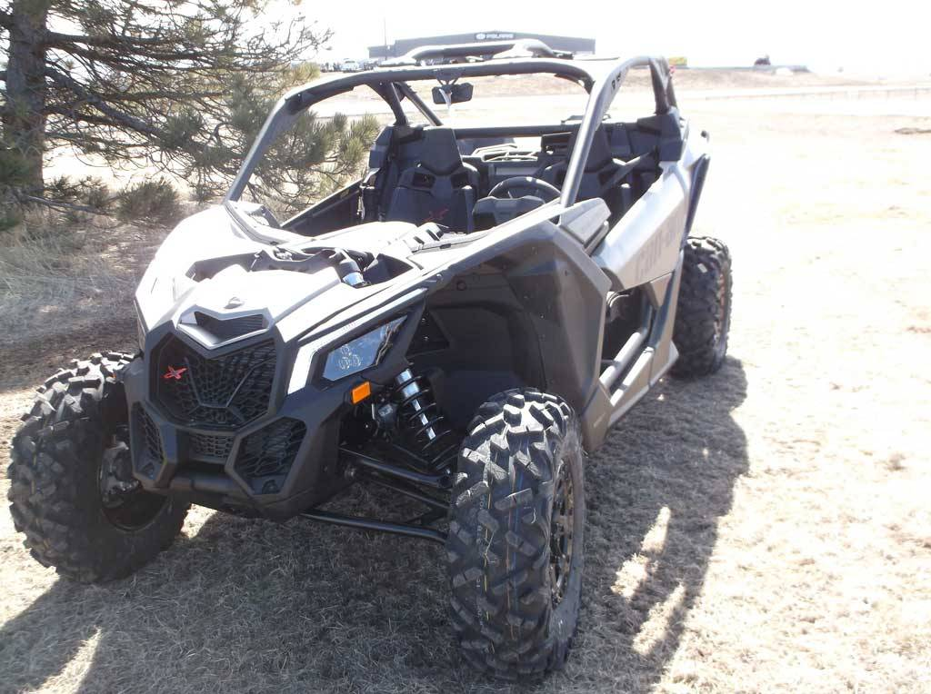 2019 Can-Am Maverick X3 X ds Turbo R in Cottonwood, Idaho - Photo 2