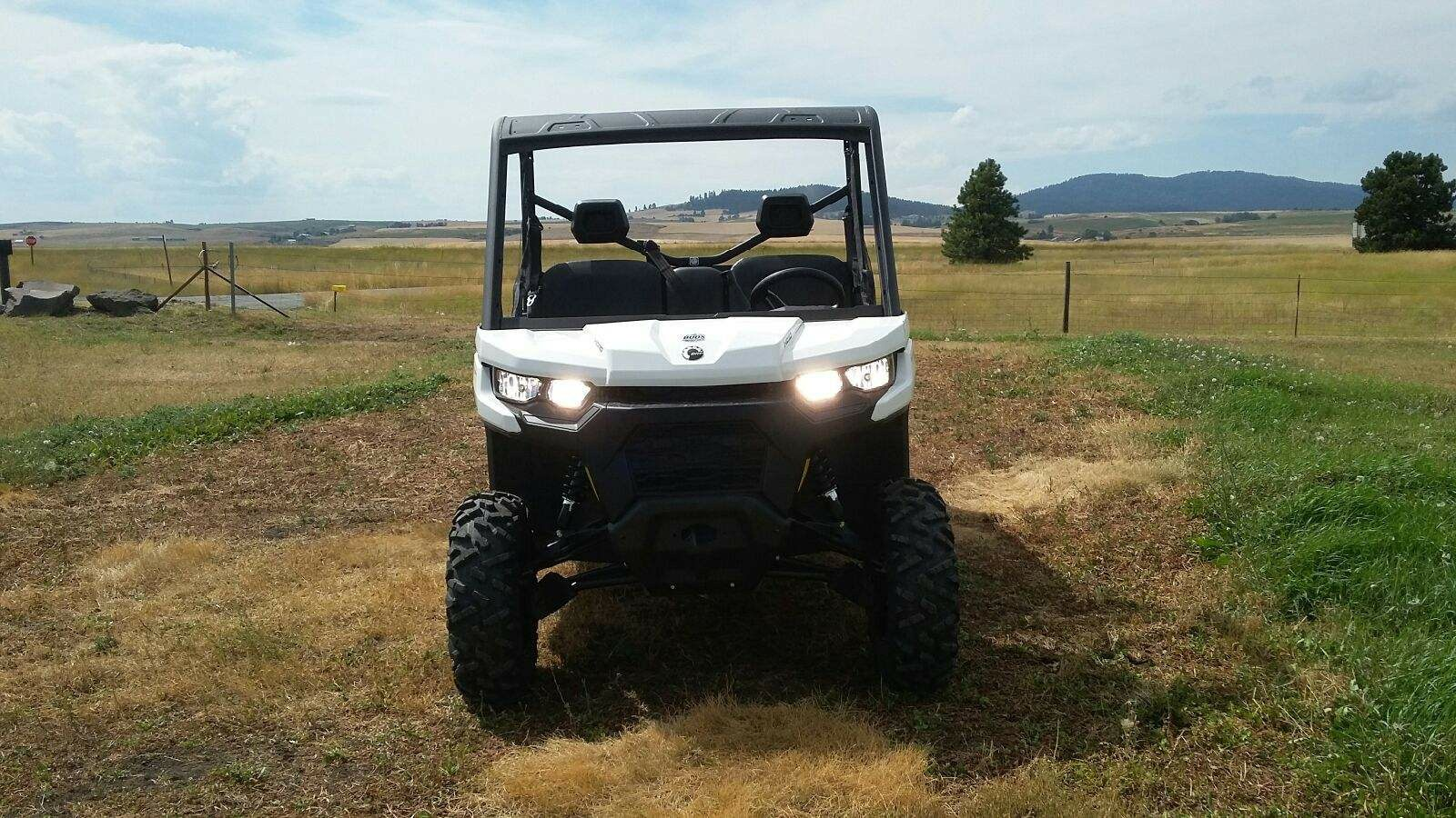 2020 Can-Am Defender Pro DPS HD10 in Cottonwood, Idaho - Photo 1