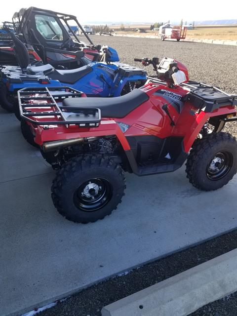 2020 Polaris Sportsman 570 EPS Utility Package in Cottonwood, Idaho - Photo 2