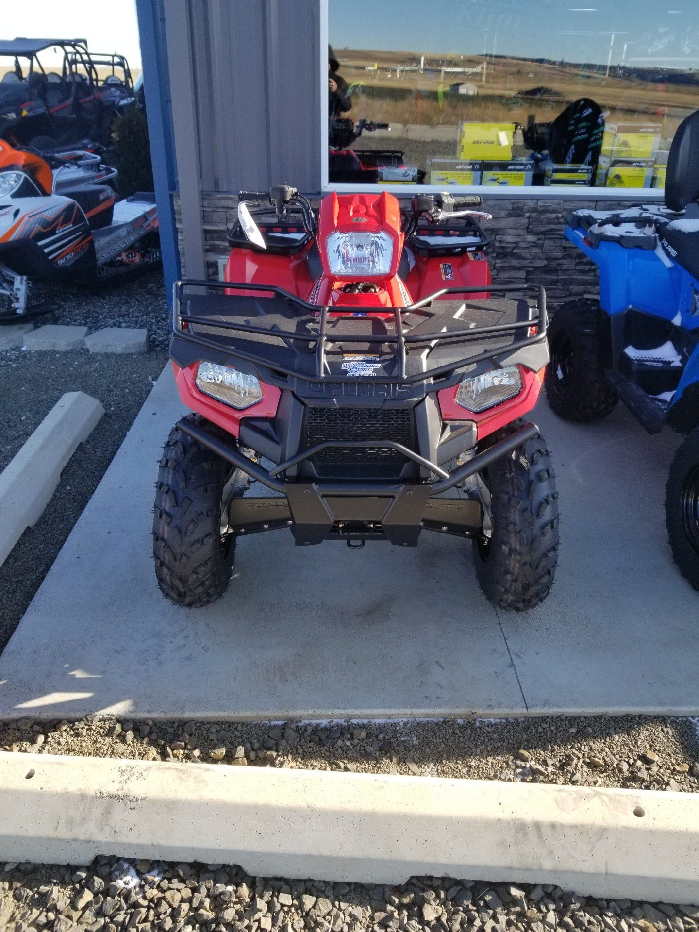 2020 Polaris Sportsman 570 EPS Utility Package in Cottonwood, Idaho - Photo 3