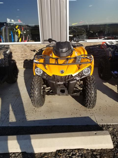 2020 Can-Am Outlander DPS 450 in Cottonwood, Idaho - Photo 1
