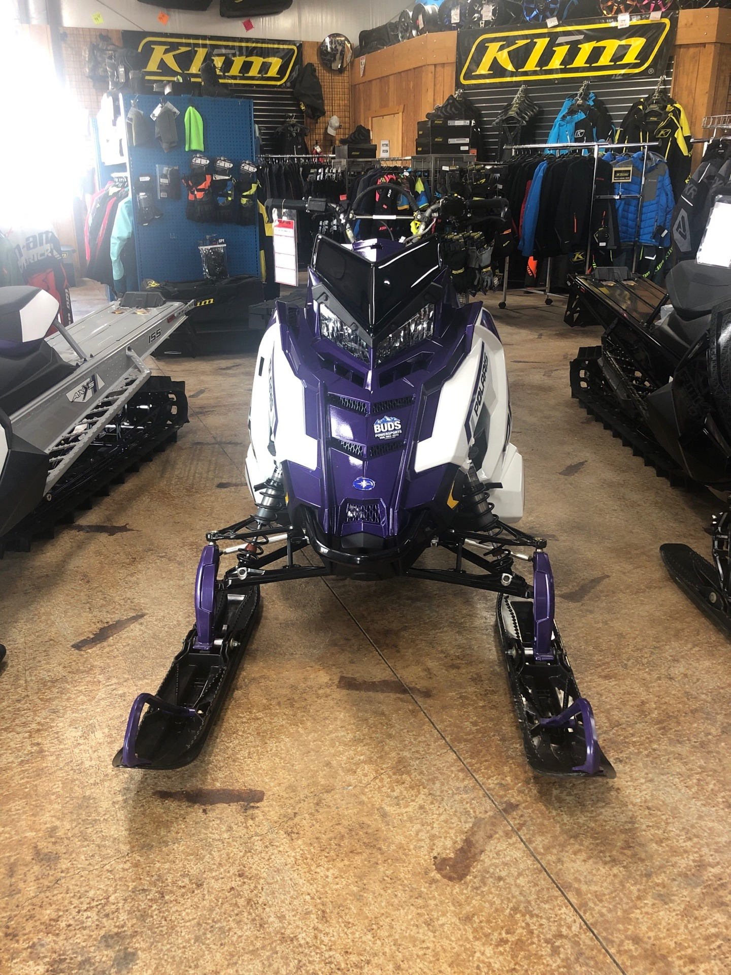 2021 Polaris 600 PRO RMK 155 Factory Choice in Cottonwood, Idaho - Photo 1