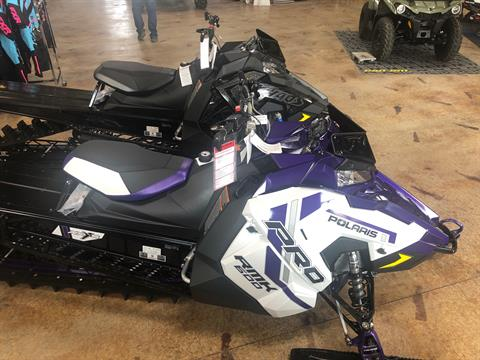 2021 Polaris 600 PRO RMK 155 Factory Choice in Cottonwood, Idaho - Photo 2