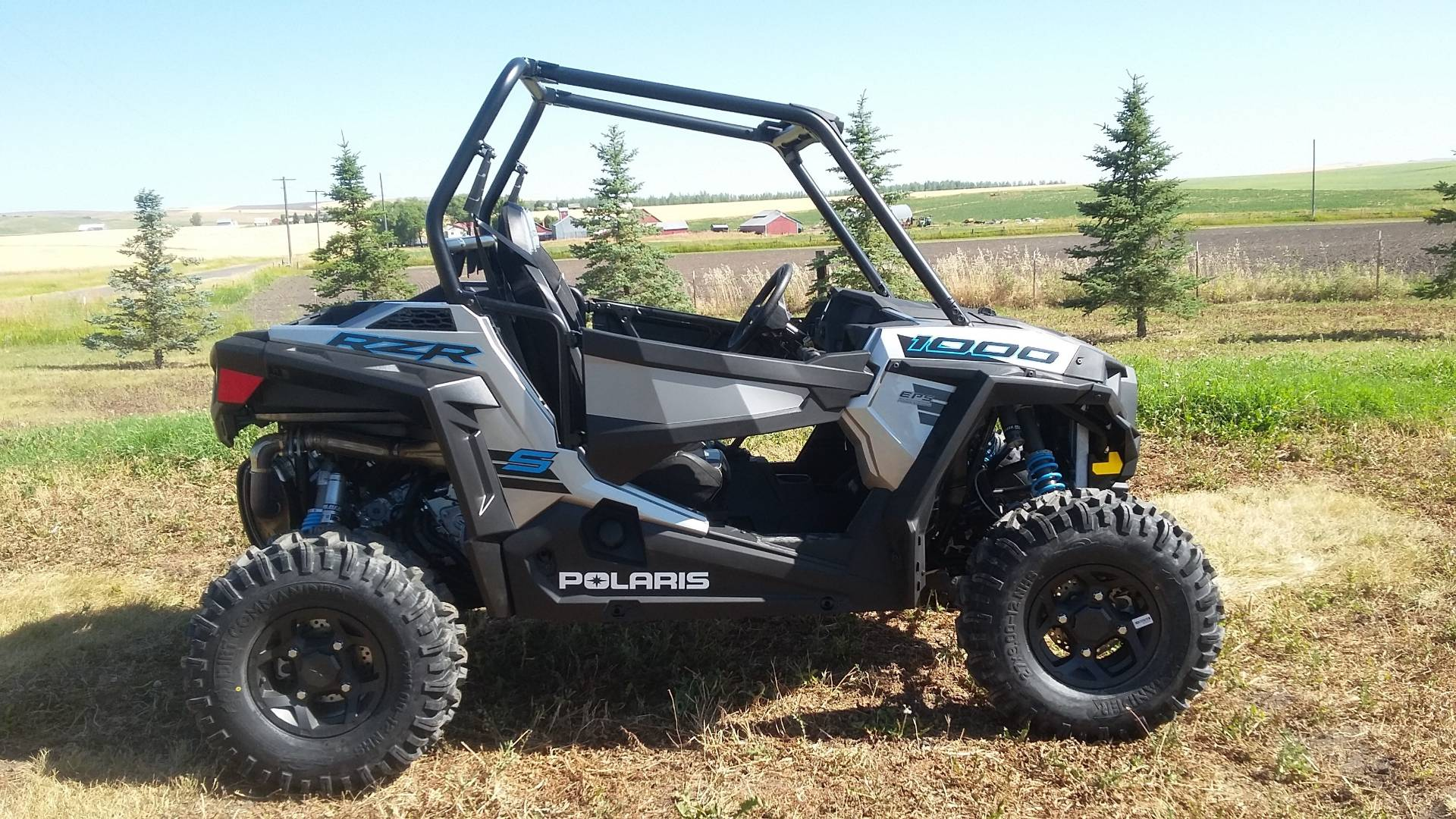 2020 Polaris RZR Trail S 1000 Premium in Cottonwood, Idaho - Photo 1