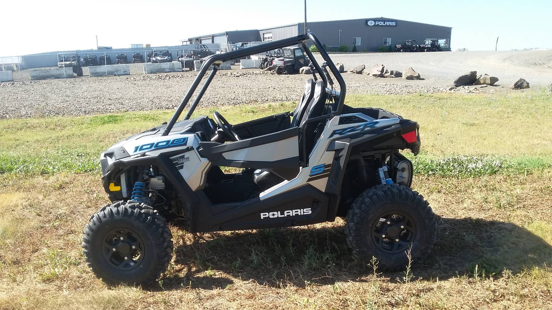 2020 Polaris RZR Trail S 1000 Premium in Cottonwood, Idaho - Photo 2