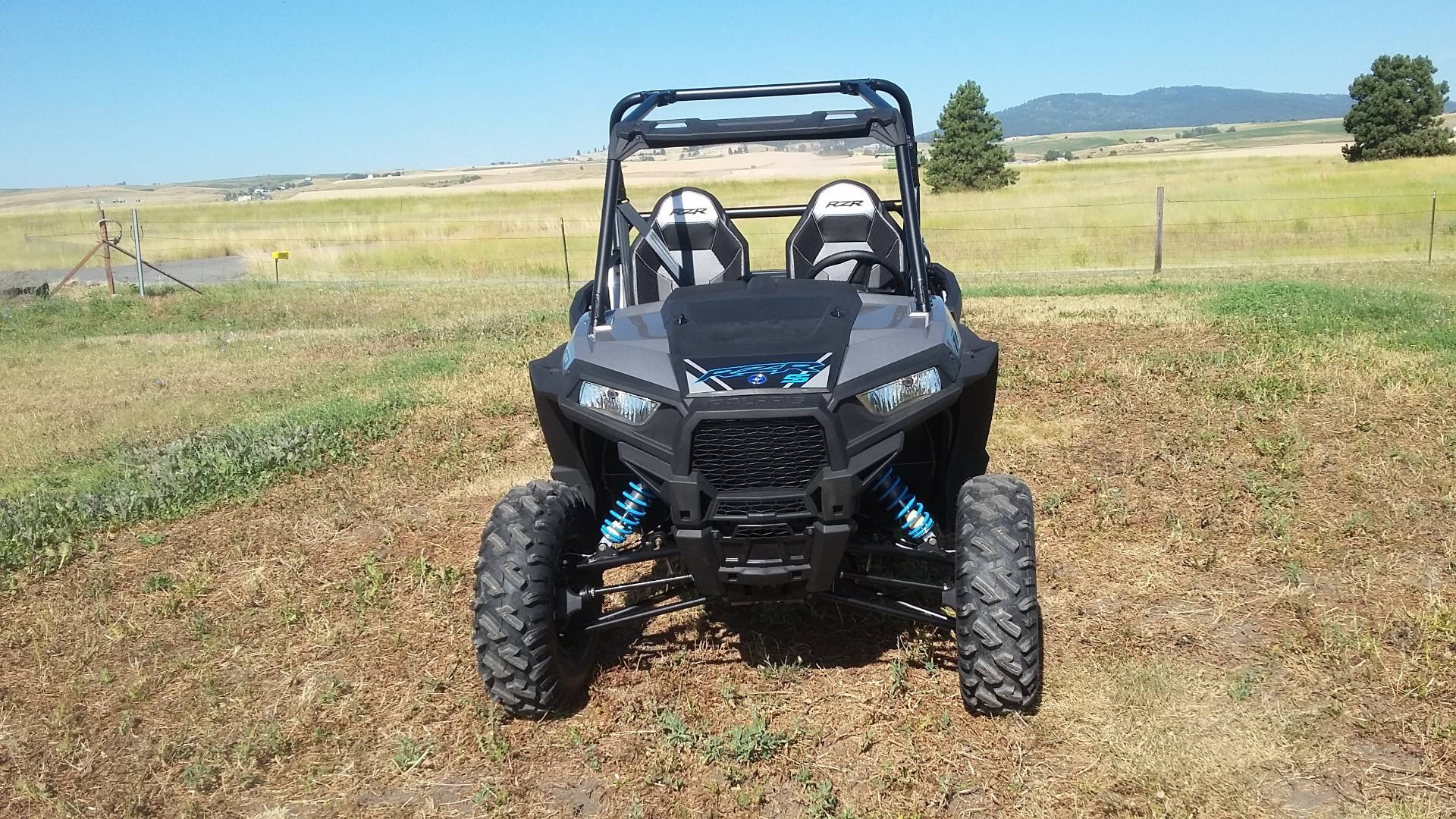 2020 Polaris RZR Trail S 1000 Premium in Cottonwood, Idaho - Photo 3