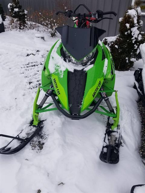 2017 Arctic Cat M 8000 Mountain Cat 162 in Cottonwood, Idaho - Photo 1