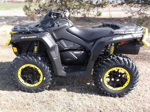 2019 Can-Am Outlander XT-P 850 in Cottonwood, Idaho - Photo 2