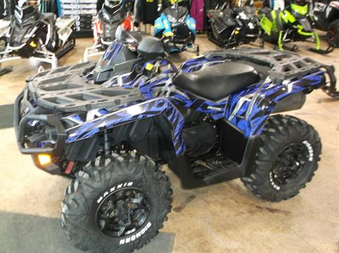 2016 Can-Am Outlander XT 650 in Cottonwood, Idaho