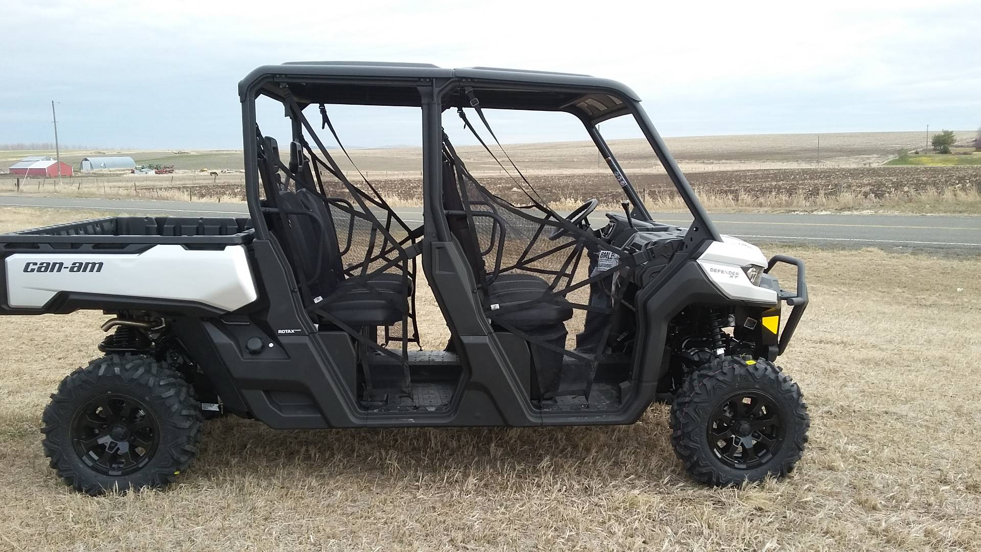 2020 Can-Am Defender MAX XT HD10 in Cottonwood, Idaho - Photo 3