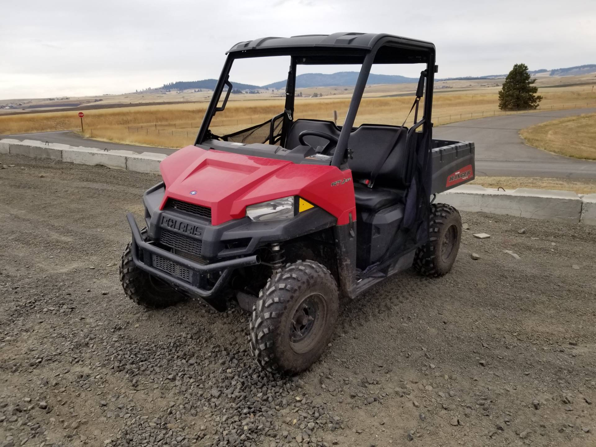 2017 Polaris Ranger 570 in Cottonwood, Idaho