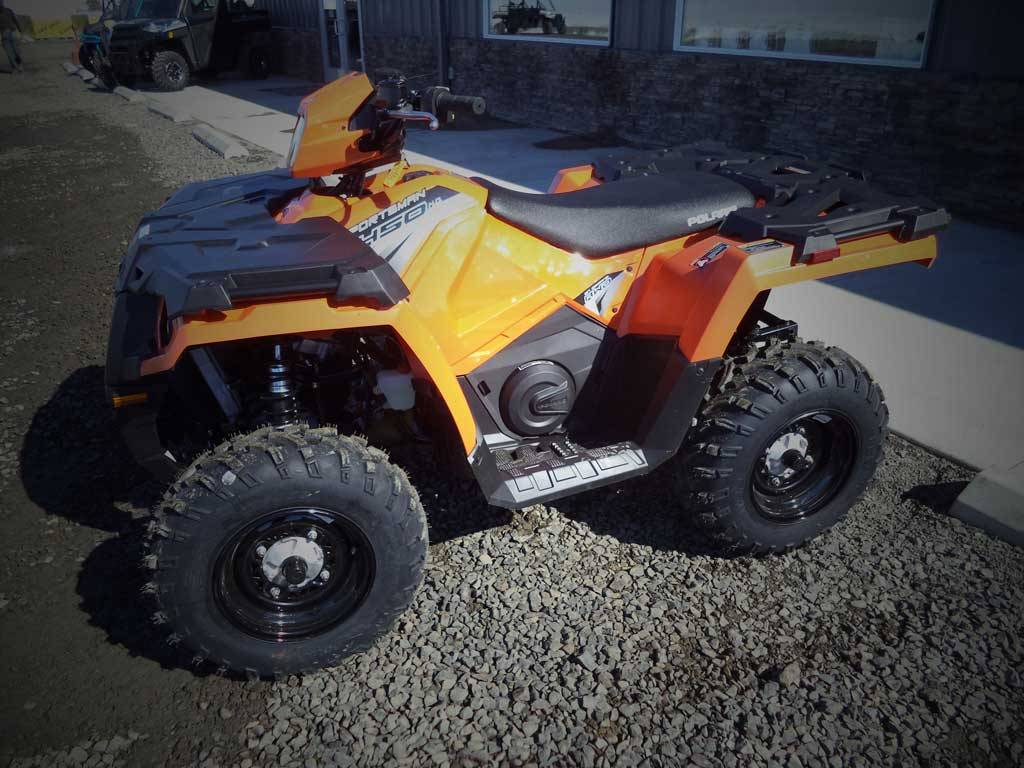 2019 Polaris Sportsman 450 H.O. EPS LE in Cottonwood, Idaho - Photo 1