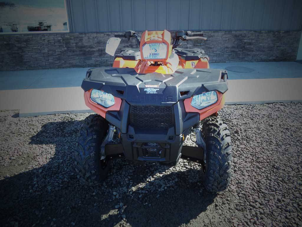 2019 Polaris Sportsman 450 H.O. EPS LE in Cottonwood, Idaho - Photo 3