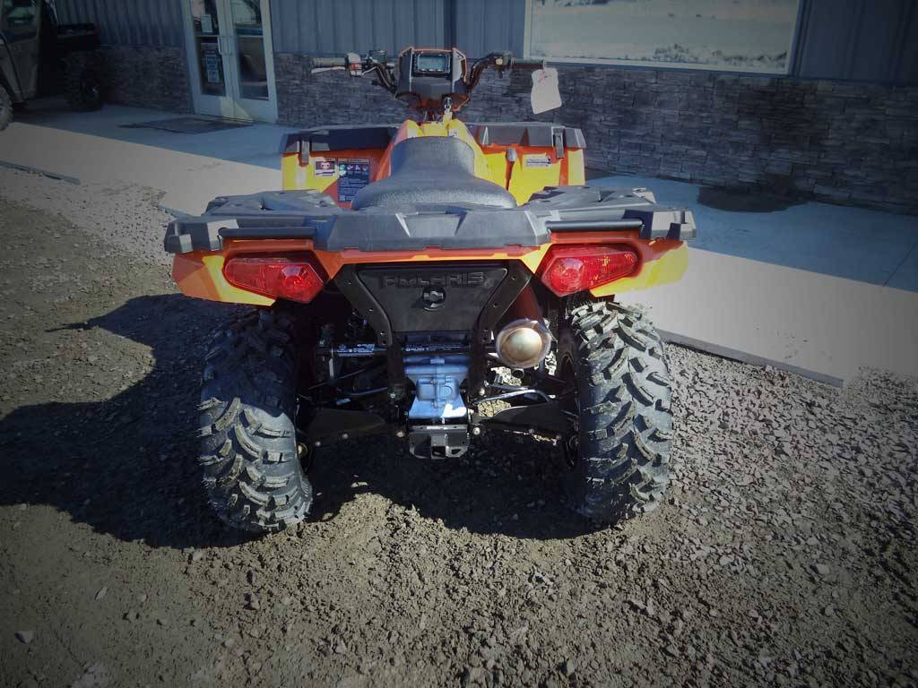 2019 Polaris Sportsman 450 H.O. EPS LE in Cottonwood, Idaho - Photo 4