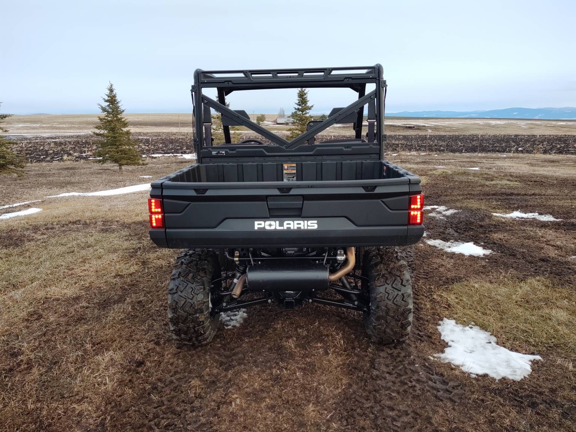 2020 Polaris Ranger 1000 Premium + Winter Prep Package in Cottonwood, Idaho - Photo 3