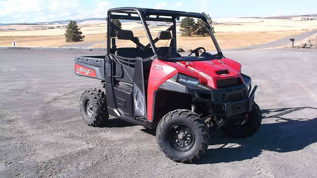 2016 Polaris Ranger XP 900 EPS in Cottonwood, Idaho