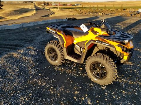 2019 Can-Am Outlander DPS 650 in Cottonwood, Idaho