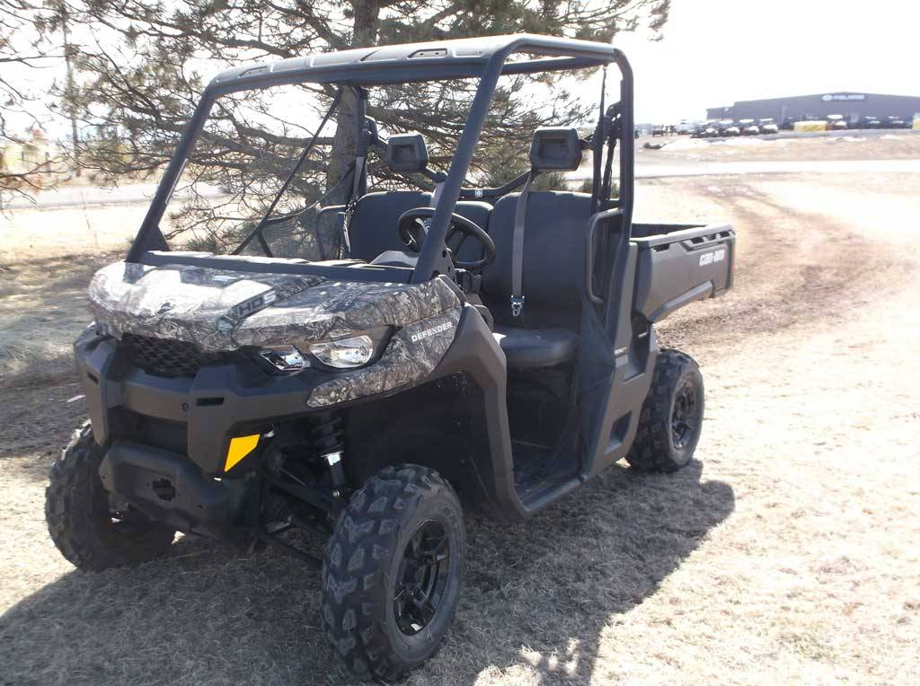2018 Can-Am Defender DPS HD5 in Cottonwood, Idaho - Photo 1