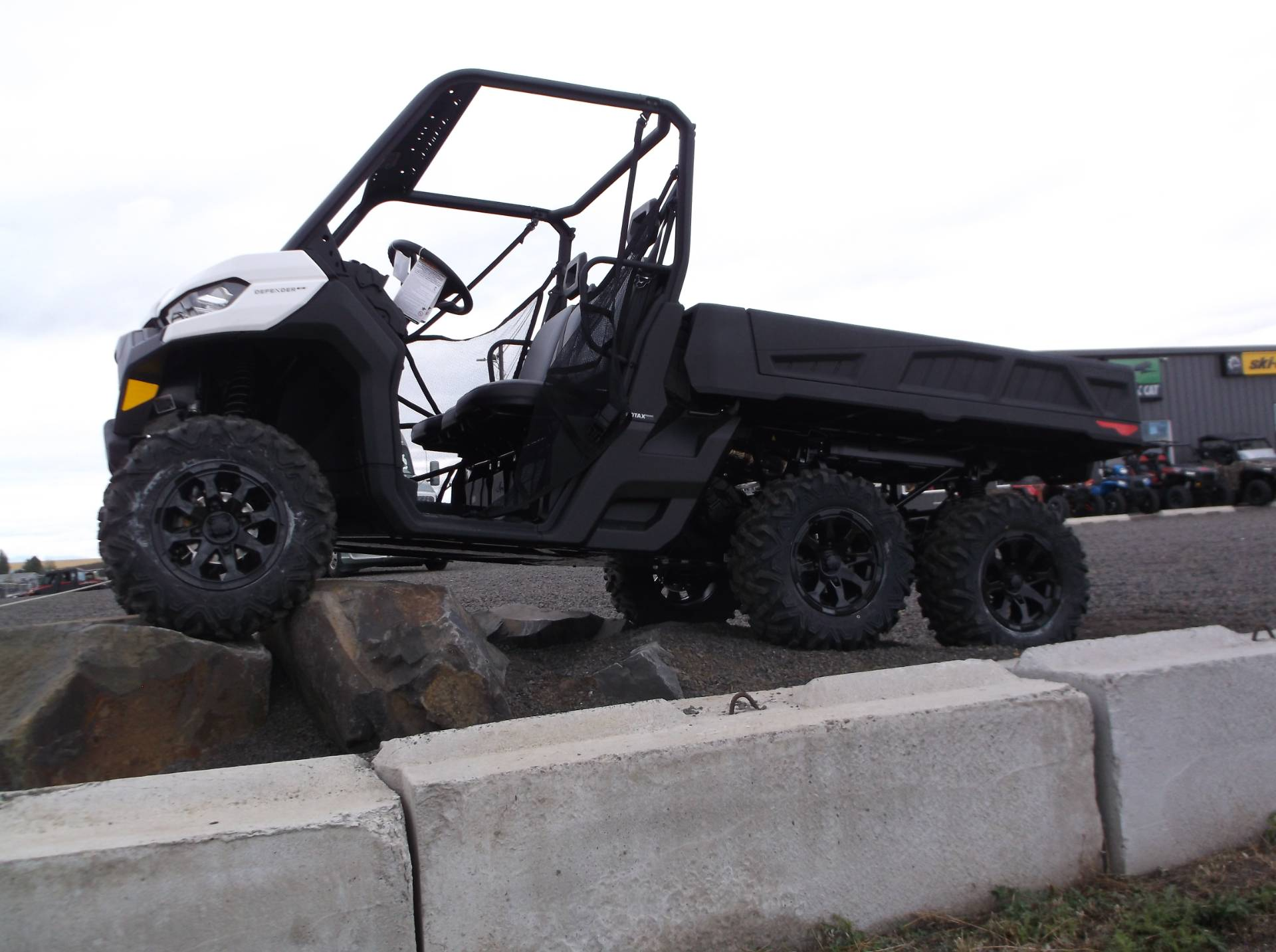 2020 Can-Am Defender 6x6 DPS HD10 in Cottonwood, Idaho - Photo 3