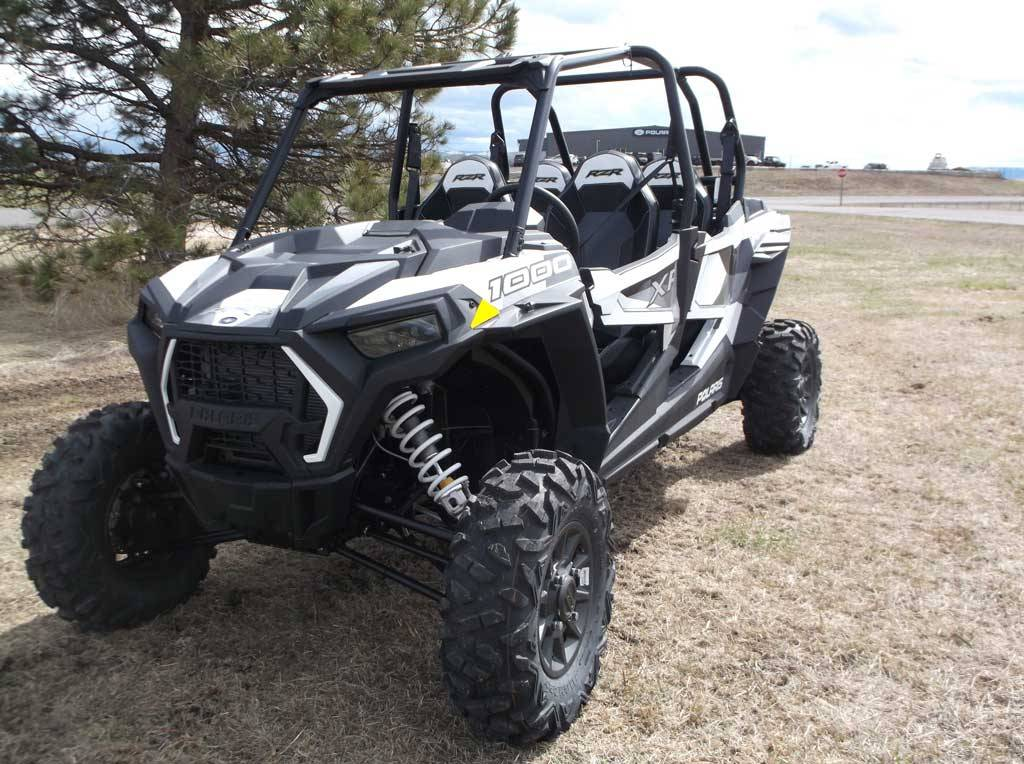 2019 Polaris RZR XP 4 1000 EPS in Cottonwood, Idaho - Photo 2