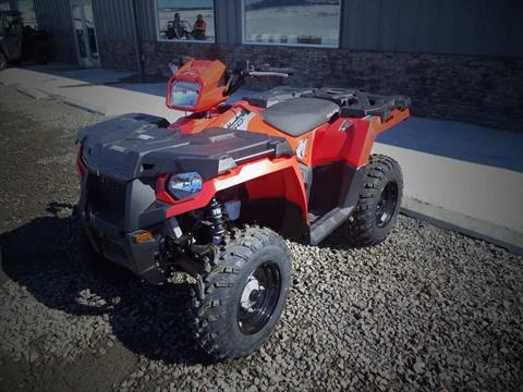 2019 Polaris Sportsman 450 H.O. EPS in Cottonwood, Idaho