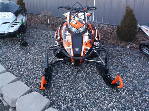 "2012 Arctic Cat M 800 Sno Pro® 162"" in Cottonwood, Idaho"
