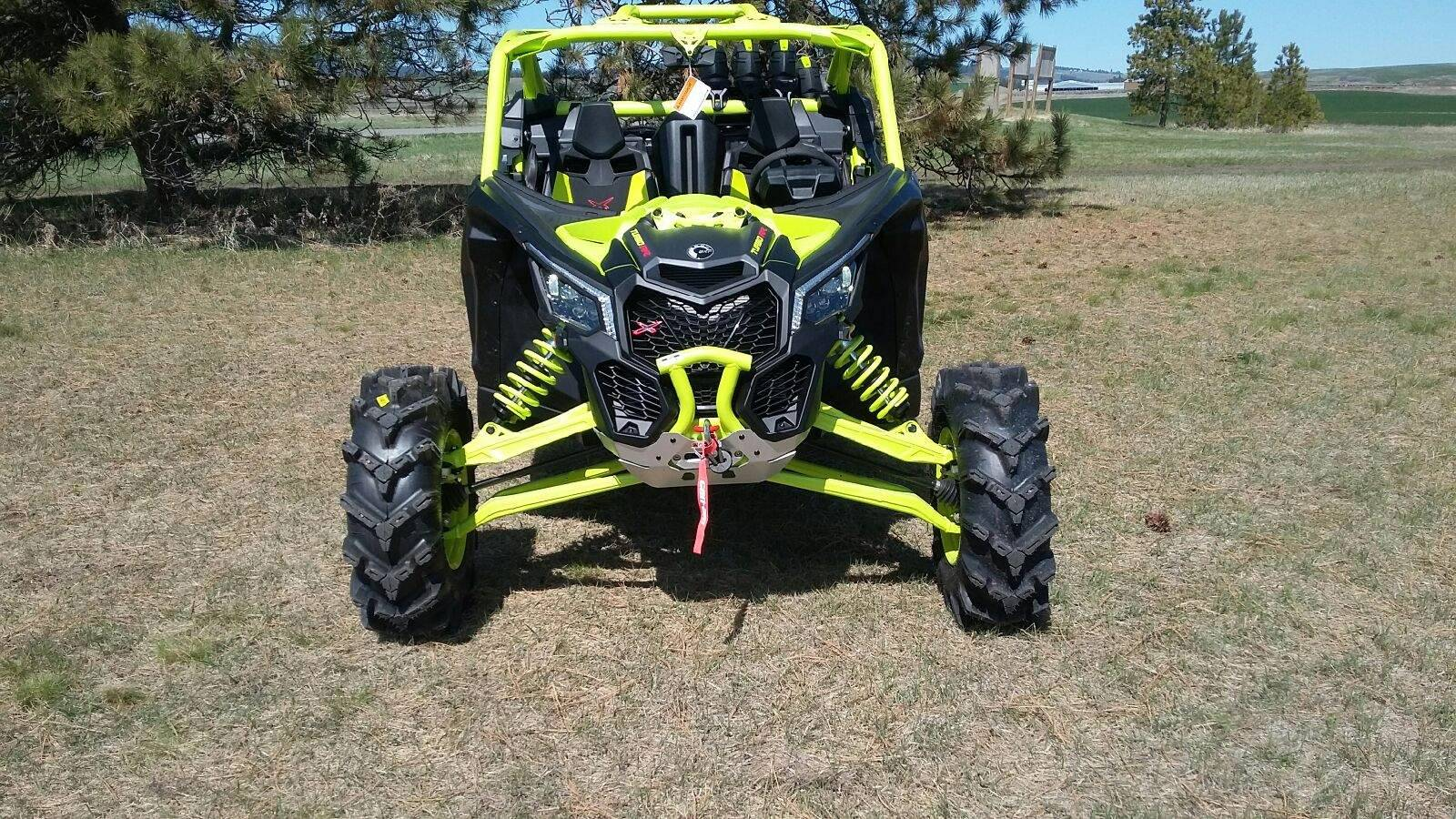 2020 Can-Am Maverick X3 X MR Turbo RR in Cottonwood, Idaho - Photo 1