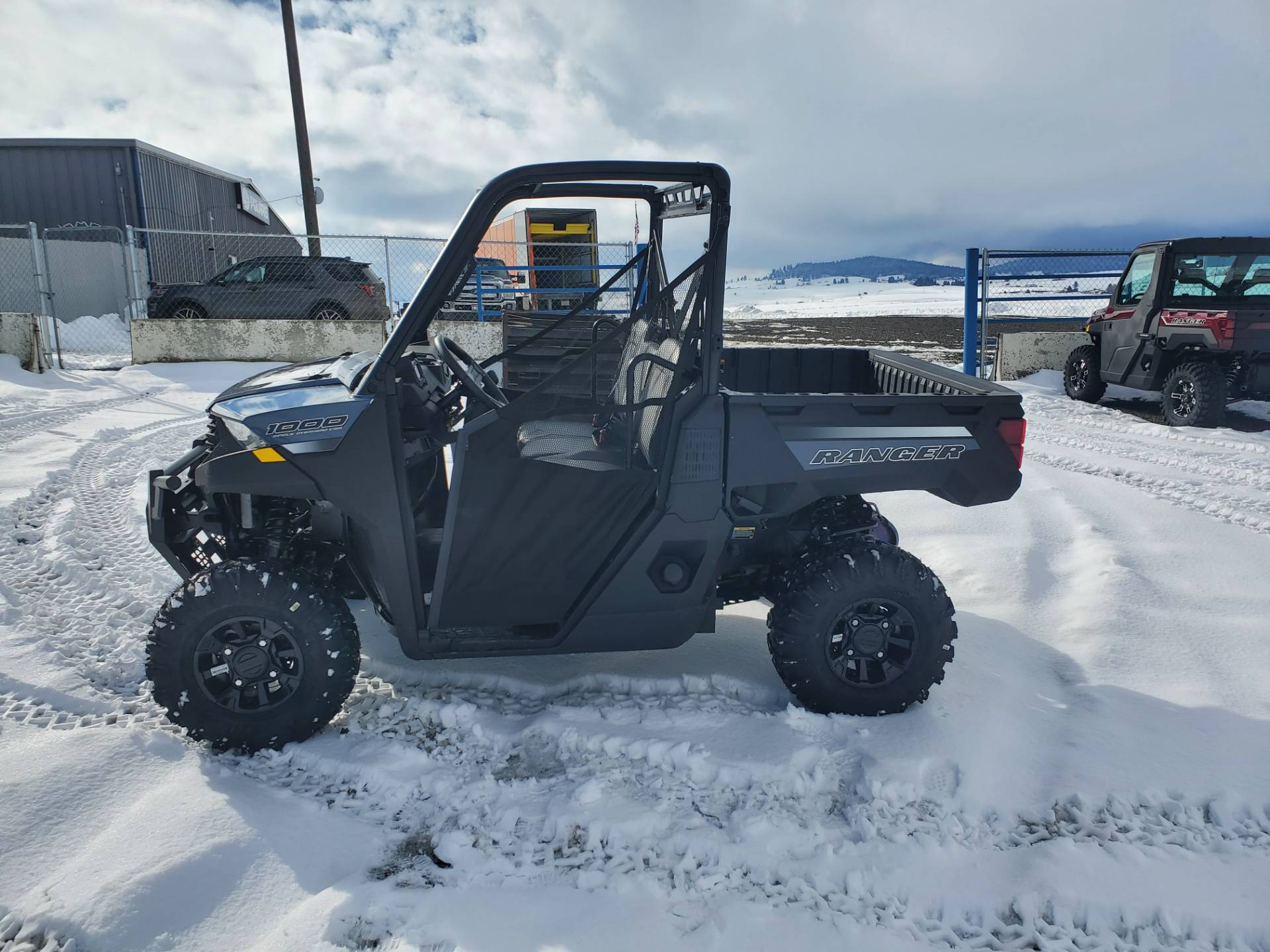 2021 Polaris Ranger 1000 Premium in Cottonwood, Idaho - Photo 1