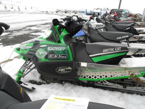 "2010 Arctic Cat M8 H.O. HCR 153"" in Cottonwood, Idaho"