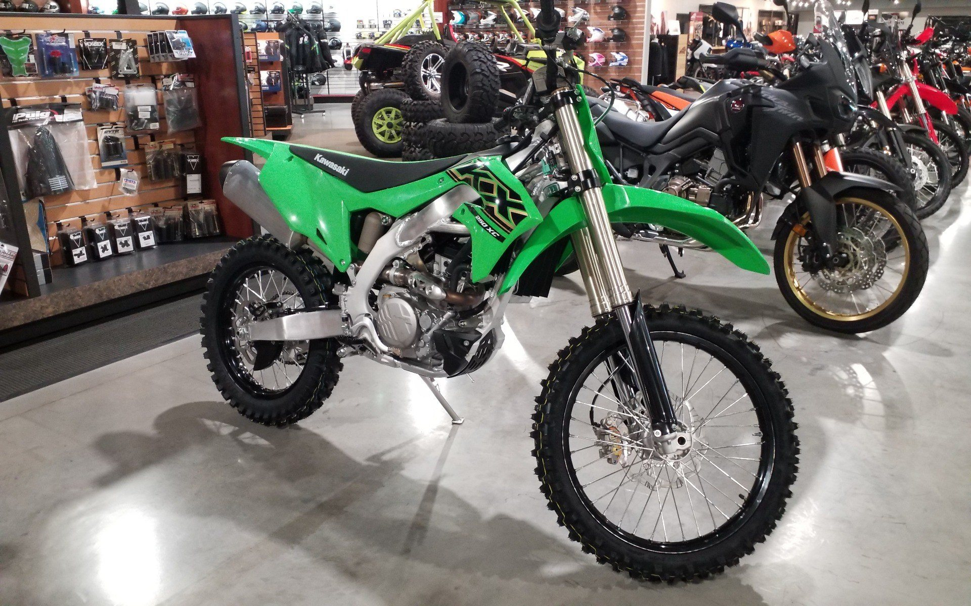 2021 Kawasaki KX 250 in Cedar Rapids, Iowa - Photo 1