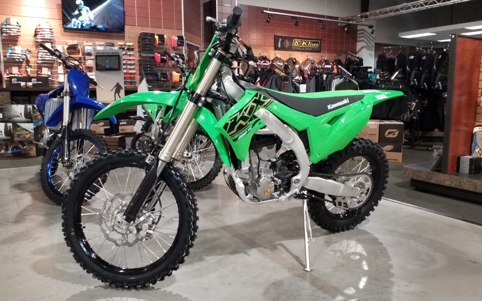 2021 Kawasaki KX 250 in Cedar Rapids, Iowa - Photo 3