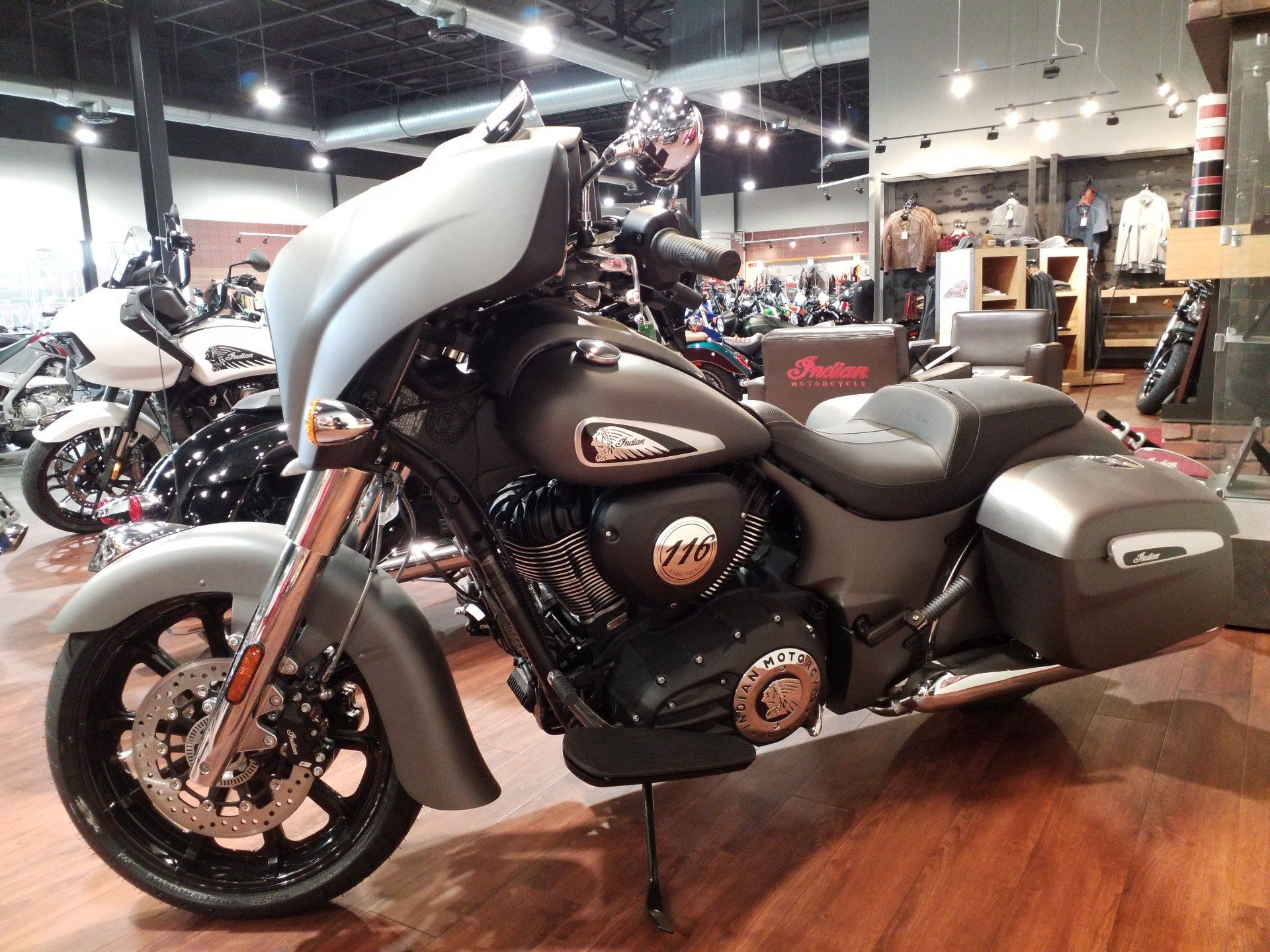 2020 Indian Chieftain® in Cedar Rapids, Iowa - Photo 3