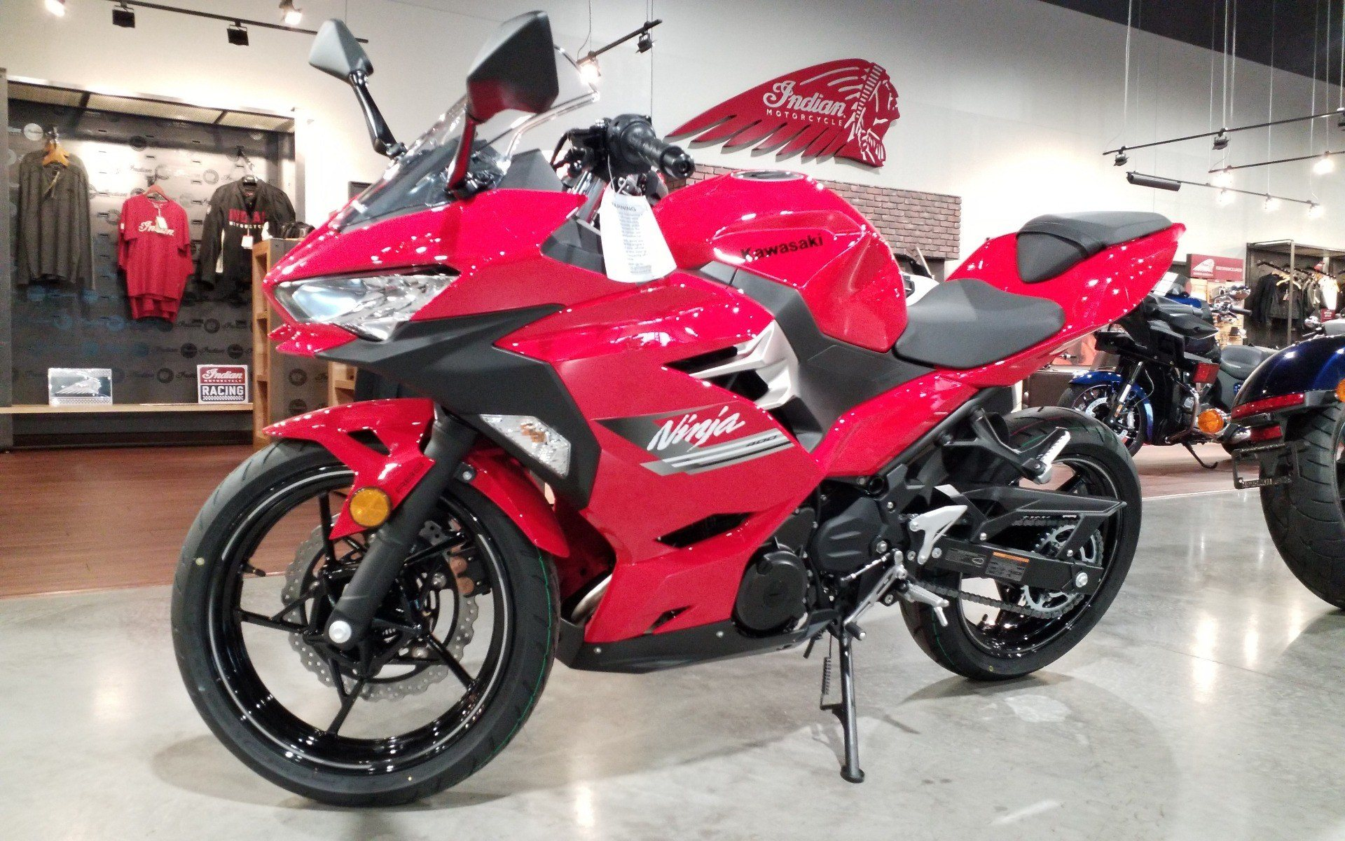 2021 Kawasaki Ninja 400 ABS in Cedar Rapids, Iowa - Photo 3