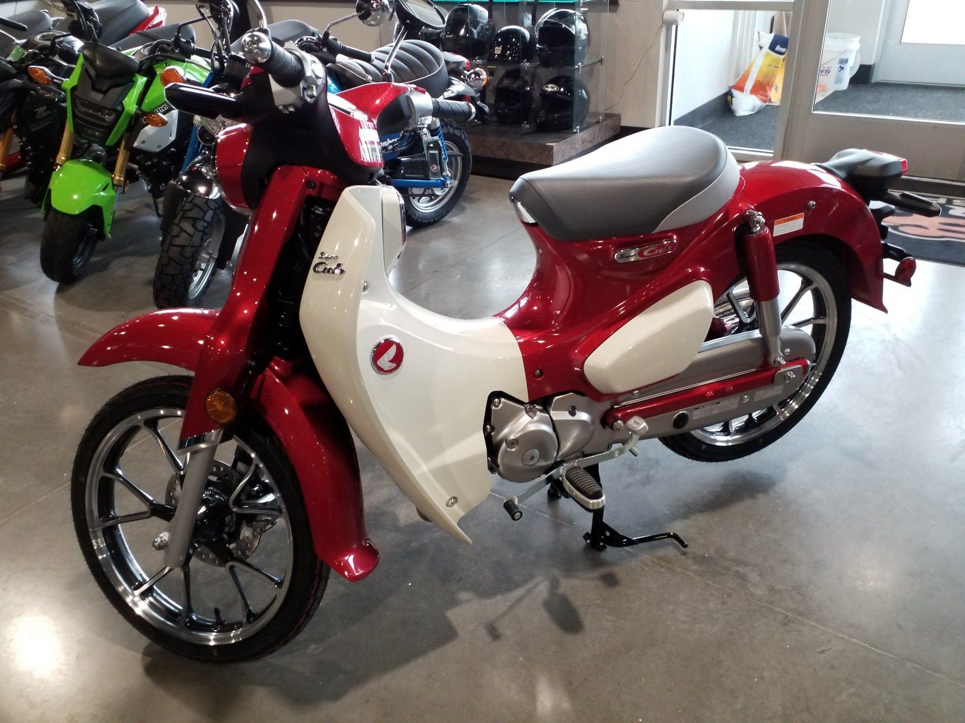 2020 Honda Super Cub C125 ABS in Cedar Rapids, Iowa - Photo 2