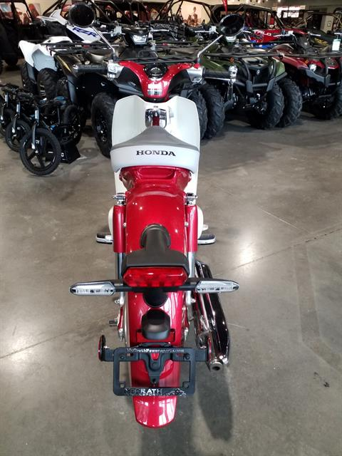 2020 Honda Super Cub C125 ABS in Cedar Rapids, Iowa - Photo 4