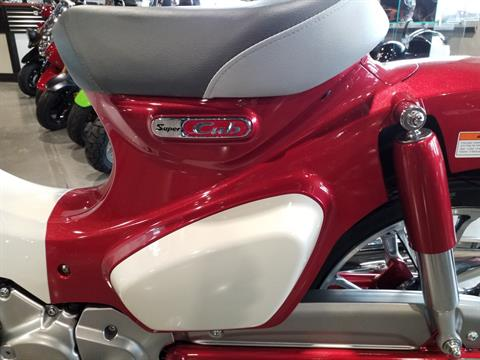 2020 Honda Super Cub C125 ABS in Cedar Rapids, Iowa - Photo 6