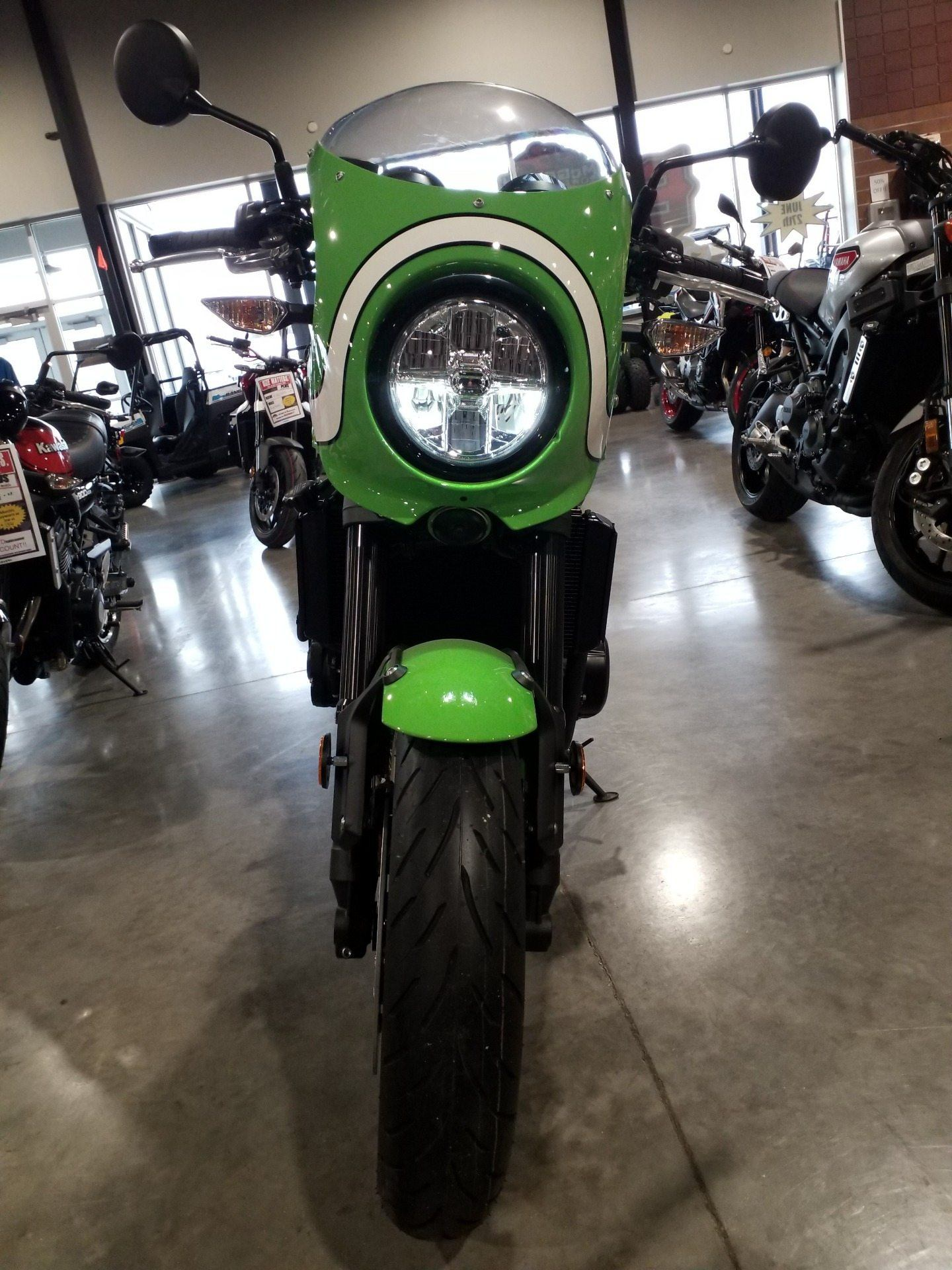 2019 Kawasaki Z900RS Cafe in Cedar Rapids, Iowa - Photo 4