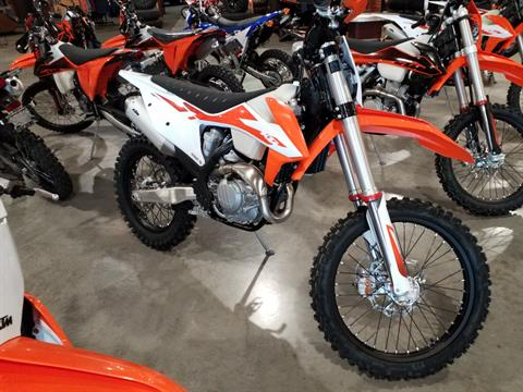 2020 KTM 450 XC-F in Cedar Rapids, Iowa - Photo 1