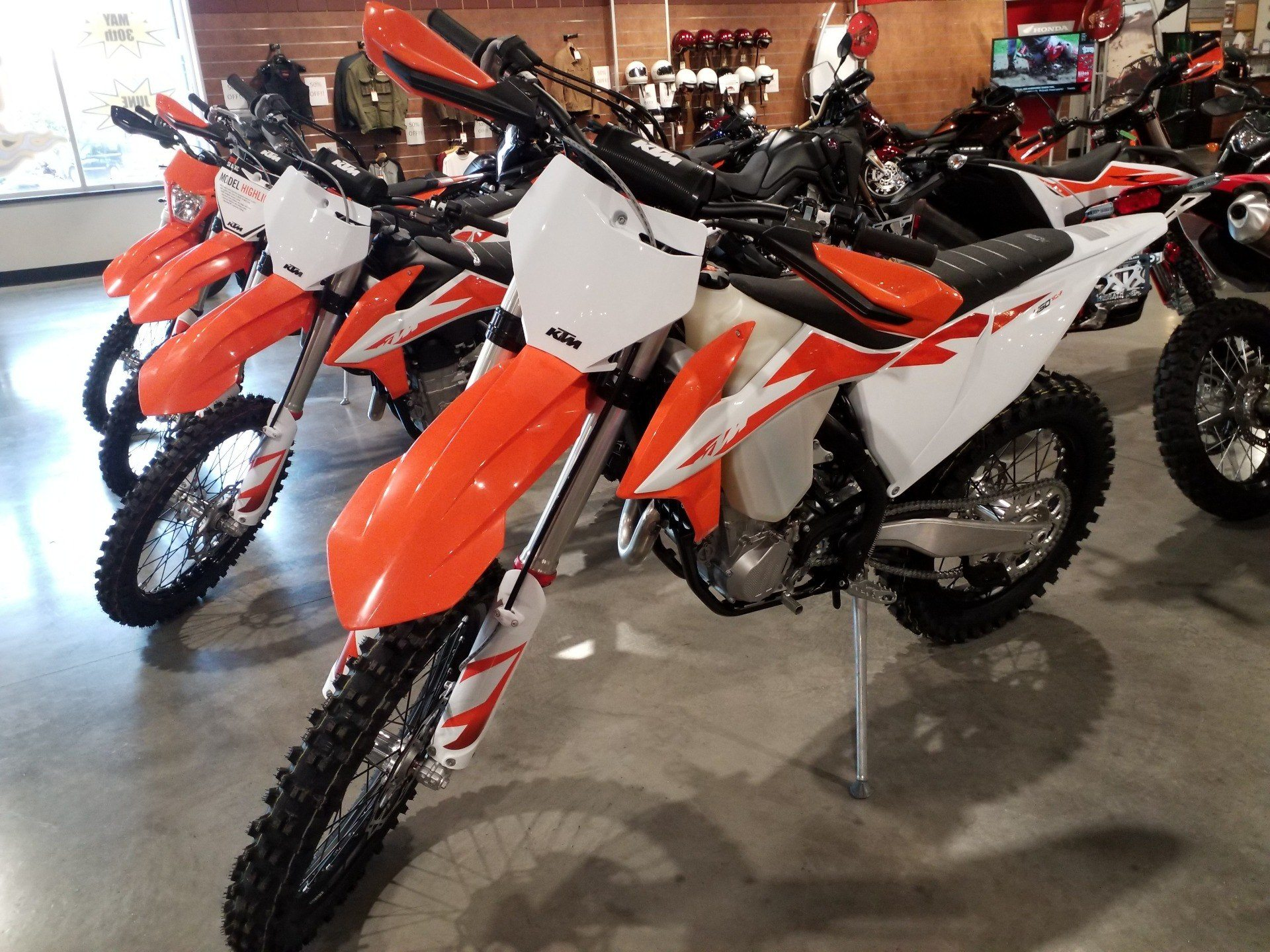 2020 KTM 450 XC-F in Cedar Rapids, Iowa - Photo 2