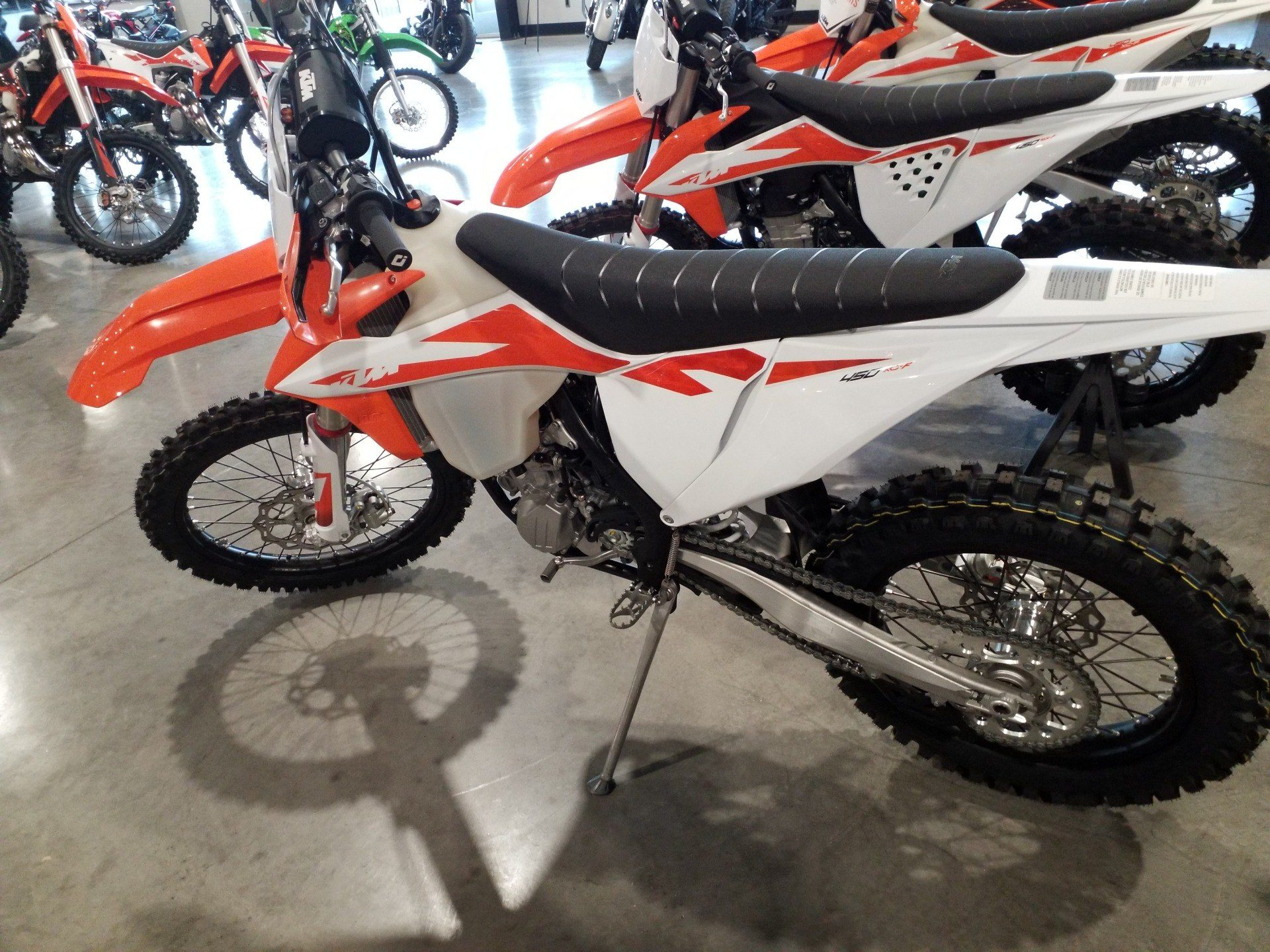 2020 KTM 450 XC-F in Cedar Rapids, Iowa - Photo 3