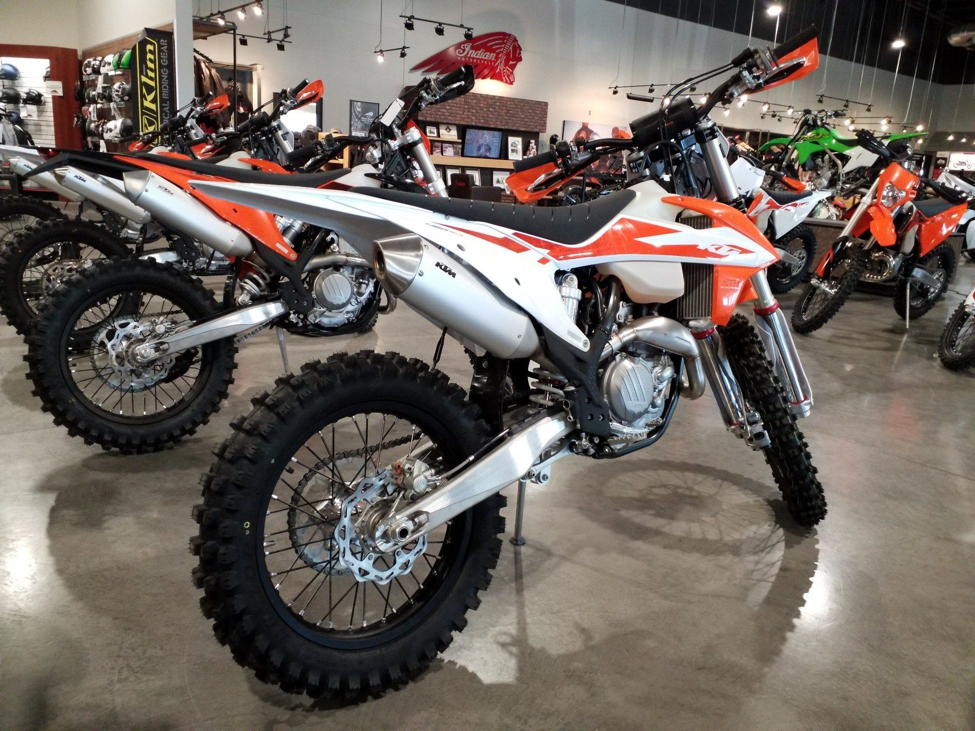 2020 KTM 450 XC-F in Cedar Rapids, Iowa - Photo 4